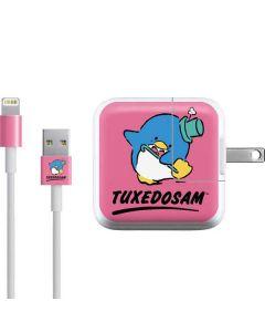 Tuxedosam Dances iPad Charger (10W USB) Skin