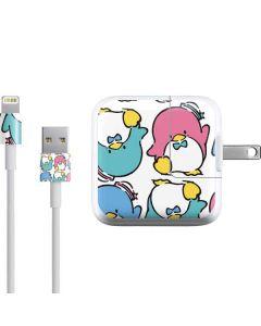 Tuxedosam Pastel iPad Charger (10W USB) Skin