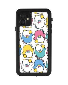 Tuxedosam Pastel iPhone 11 Waterproof Case
