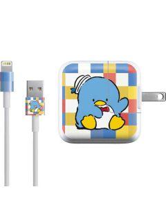 Tuxedosam Pixels iPad Charger (10W USB) Skin