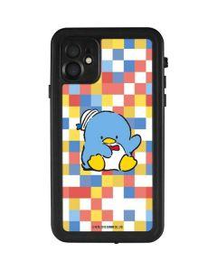 Tuxedosam Pixels iPhone 11 Waterproof Case