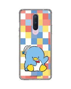 Tuxedosam Pixels OnePlus 8 Clear Case