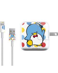 Tuxedosam Polka Dot iPad Charger (10W USB) Skin