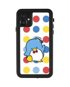 Tuxedosam Polka Dot iPhone 11 Waterproof Case