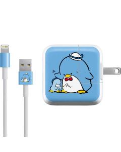 Tuxedosam Scribble iPad Charger (10W USB) Skin