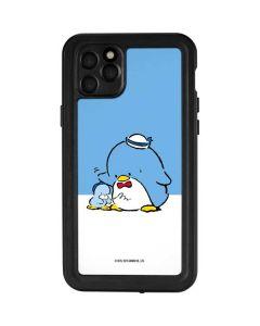 Tuxedosam Scribble iPhone 11 Pro Max Waterproof Case