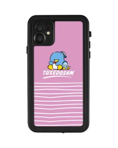 Tuxedosam Stripes iPhone 11 Waterproof Case