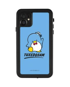 Tuxedosam Waves Hello iPhone 11 Waterproof Case