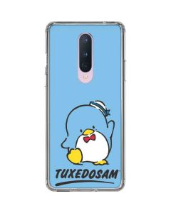 Tuxedosam Waves Hello OnePlus 8 Clear Case