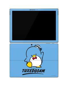 Tuxedosam Waves Hello Surface Pro 7 Skin
