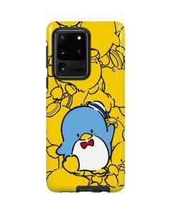 Tuxedosam Yellow Cluster Galaxy S20 Ultra 5G Pro Case