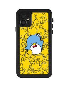 Tuxedosam Yellow Cluster iPhone 11 Waterproof Case