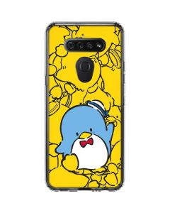 Tuxedosam Yellow Cluster LG K51/Q51 Clear Case