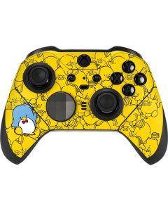 Tuxedosam Yellow Cluster Xbox Elite Wireless Controller Series 2 Skin