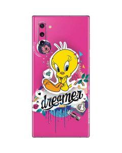 Tweety Bird Dreamer Galaxy Note 10 Skin