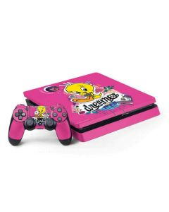 Tweety Bird Dreamer PS4 Slim Bundle Skin