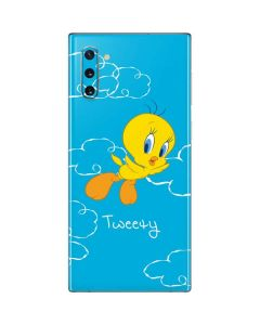 Tweety Bird Flying Galaxy Note 10 Skin