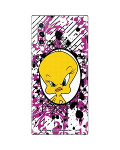 Tweety Bird with Attitude Galaxy Note 10 Skin
