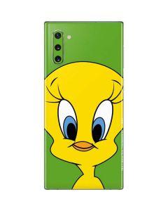 Tweety Bird Zoomed In Galaxy Note 10 Skin