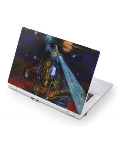 Twilight Tempest Wizard Acer Chromebook Skin