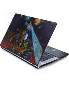 Twilight Tempest Wizard Generic Laptop Skin