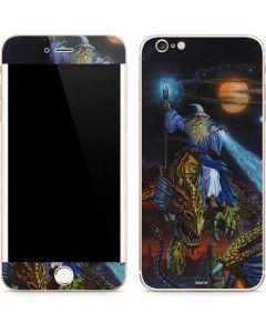 Twilight Tempest Wizard iPhone 6/6s Plus Skin