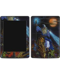 Twilight Tempest Wizard Amazon Kindle Skin