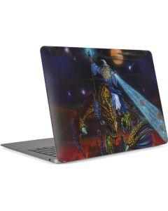 Twilight Tempest Wizard Apple MacBook Air Skin