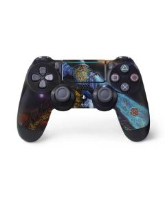 Twilight Tempest Wizard PS4 Pro/Slim Controller Skin