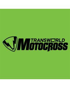 TransWorld Motocross Green Logo Acer Chromebook Skin