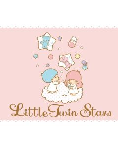 Little Twin Stars Apple Charger Skin