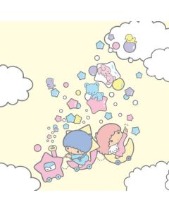 Little Twin Stars Floating HP Envy Skin