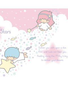 Little Twin Stars Wish Upon A Star Google Home Hub Skin