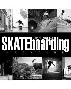 TransWorld SKATEboarding Magazine Moto E5 Plus Clear Case
