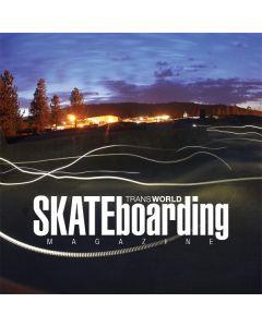 TransWorld SKATEboarding Skate Park Lights Moto E5 Plus Clear Case