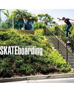 TransWorld SKATEboarding Grind Moto E5 Plus Clear Case