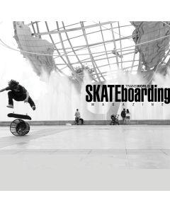 TransWorld SKATEboarding Black and White Dell Latitude Skin