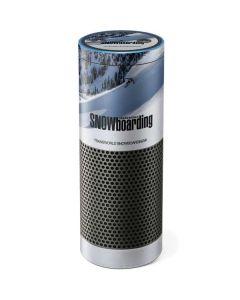 TransWorld SNOWboarding Amazon Echo Skin