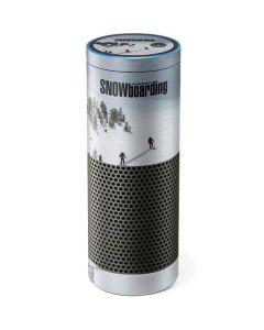 TransWorld SNOWboarding Snow Amazon Echo Skin