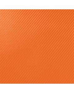 Orange Carbon Fiber Playstation 3 & PS3 Slim Skin