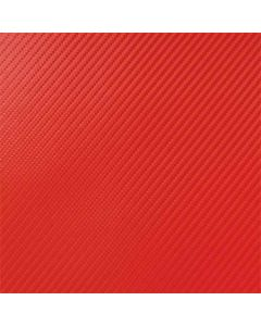Red Carbon Fiber Dell Inspiron Skin