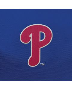 Phillies Embroidery Generic Laptop Skin