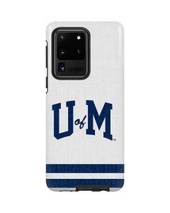 U of Michigan Galaxy S20 Ultra 5G Pro Case