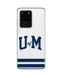 U of Michigan Galaxy S20 Ultra 5G Skin