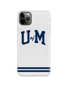 U of Michigan iPhone 11 Pro Max Lite Case