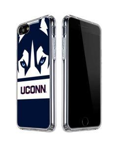 UCONN Huskies iPhone SE Clear Case