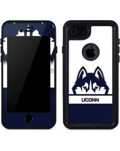 UCONN Huskies iPhone SE Waterproof Case