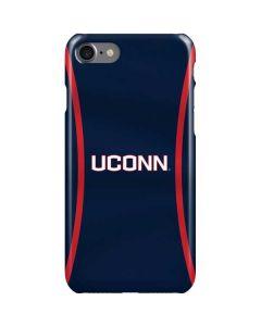 UCONN Huskies Jersey iPhone SE Lite Case