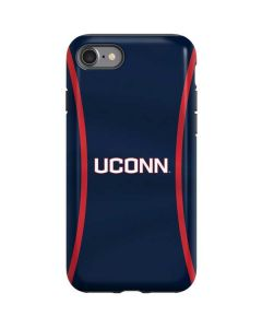UCONN Huskies Jersey iPhone SE Pro Case