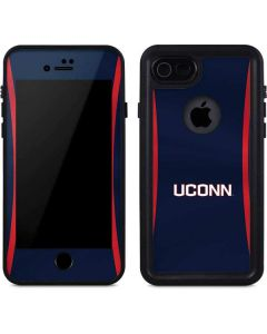 UCONN Huskies Jersey iPhone SE Waterproof Case